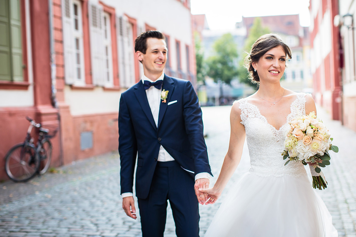 Hochzeit in der Eventlocation Grenzhof in Heidelberg